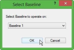 Save Baseline 1