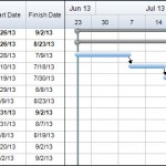 Printing Schedules in FastTrack Schedule 10