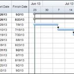 Printing Schedules in FastTrack Schedule 10