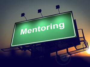 mentoring on the fly