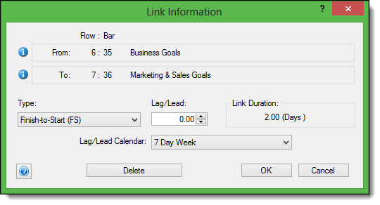 Link Calendar