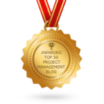 Award for Top 50 Project Management Blog